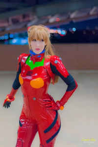 Atelier Heidi as Asuka Langley Soryu