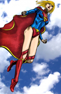 Supergirl from Marc Ouellette
