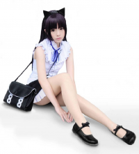 Misa Chiang-米砂 as Kuroneko