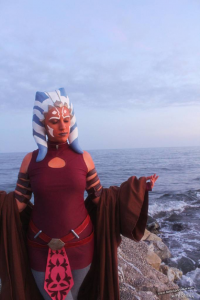 Unknown Female Artist as Ahsoka Tano