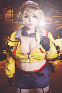 ♡ Shannah Bee ♡ as Cindy Aurum