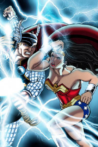 Wonder Woman, Thor from Kyle Ritter
