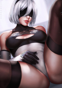2B from Dandonfuga