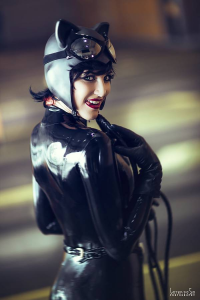 The Artful Dodger as Catwoman