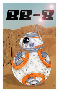 BB-8 from Nathan OBrien