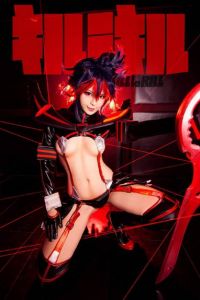 Misa Chiang-米砂 as Ryūko Matoi