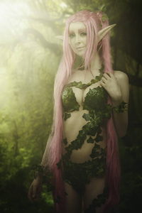 Rachel Nycole Cosplay as Great Fairy