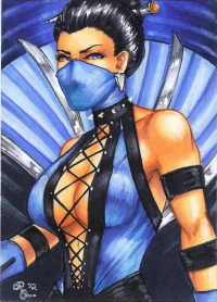 Kitana from Dangerous-Beauty778
