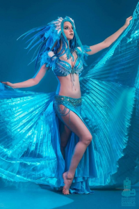 Dahlia Thomas as Articuno