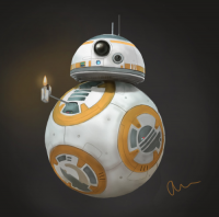 BB-8 from Anieck
