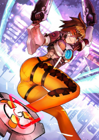 Tracer from +15