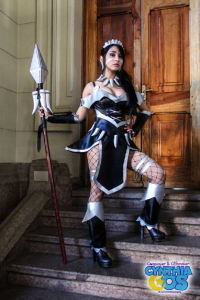Cynthia Cos as Nidalee/Maid
