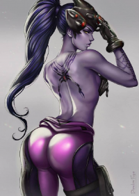 Widowmaker from Dandonfuga