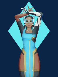 Symmetra from Alyssa Isaac
