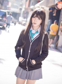 Unknown Female Artist as Rin Shibuya