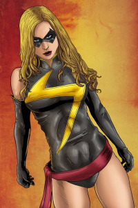 Ms. Marvel from Marc Ouellette