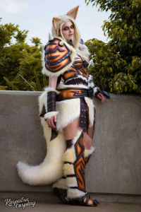 Tayla Barter as Arcanine/Battle Armor