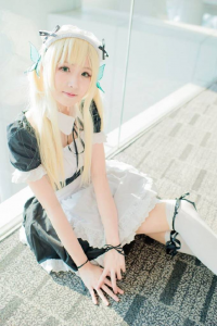 Unknown Female Artist as Sena Kashiwazaki
