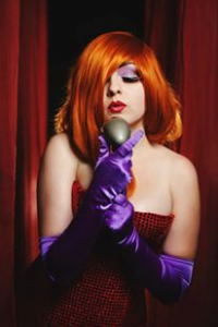 Chiara Scuro as Jessica Rabbit