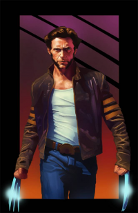 Wolverine from Andrew Herman