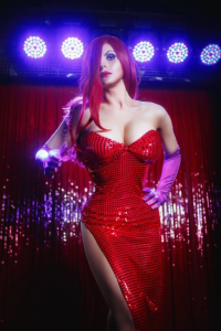 Elena Samko as Jessica Rabbit