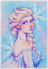 Elsa of Arendelle from 0ayu-chan0