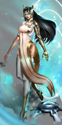 Symmetra from akiak1