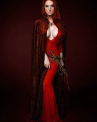 Claire Anastasia as Melisandre