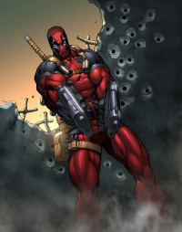 Deadpool from Ander Zarate
