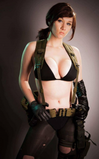 Aya Coplay as Quiet