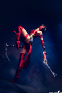 Unknown Female Artist as Elektra