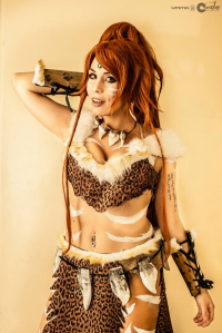 Candu Stark as Nidalee