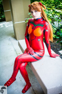 CelestiialMoon as Asuka Langley Soryu