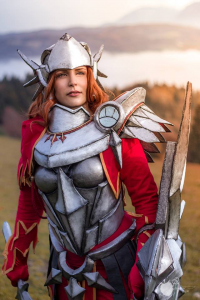 Fantastic Leo Cosplay as Leona