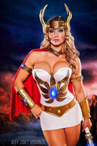 Alyssa Loughran as She-Ra