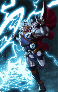 Thor from Kyle Ritter