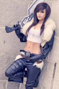 Danielle Beaulieu as Squall Leonhart