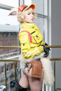 Dollilicious Cosplay as Cindy Aurum