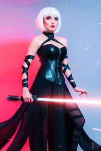 Unknown Female Artist as Sith