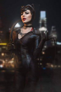Blossom Of Faelivrin as Catwoman