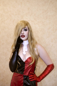 Callie Cosplay as Harley Quinn/Jessica Rabbit