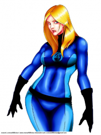 Sue Storm from Mamat88fiction