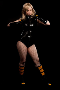 Ardella Cosplay as Black Canary