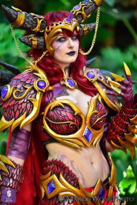 Tayla Barter as Alexstrasza