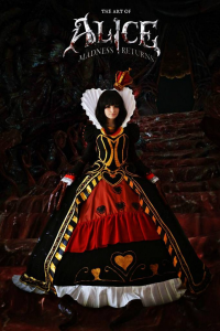 Unknown Female Artist as Queen of Heart