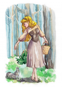Princess Aurora from cat-o-morphism