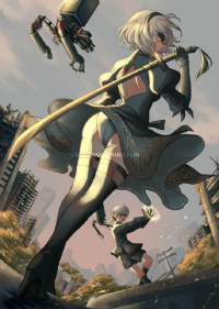 2B from Criis-chan