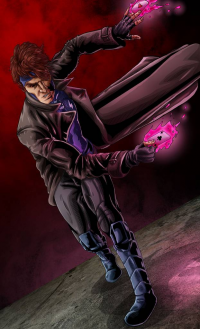 Gambit from Marc Ouellette