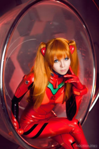 Frosel as Asuka Langley Soryu