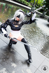 Ceres Chan as 2B
